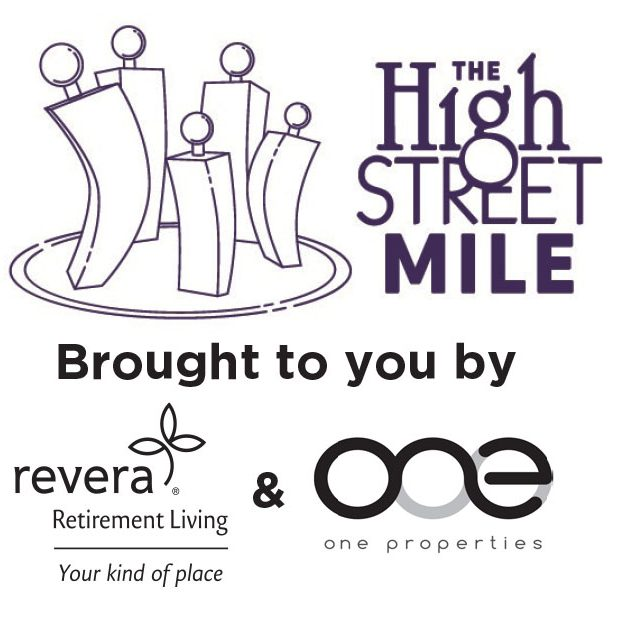 The High Street Mile brought to you by revera Retirement Living and one properties